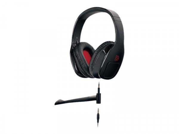 Headset Thermaltake Sybaris Bluetooth Black retail