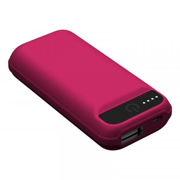 iconBIT Powerbank FTB5000GT 5000 mAh 2A Input purple