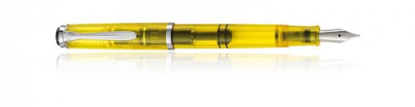 Pelikan Classic M205 Füllfederhalter Gelb 1 Stück(e)