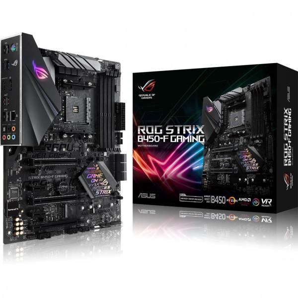 Mainboard ASUS ROG STRIX B450-F GAMING B450 AM4 Gaming MB