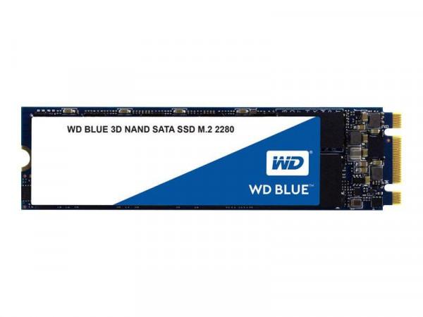 SSD 500GB WD Blue M.2 (2280) SATAIII 3D 7mm intern