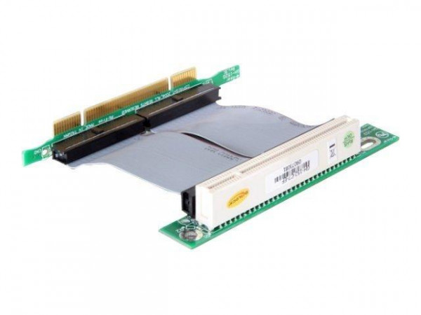 Riser Card Delock PCI 32bit -> PCI 32bit +7cm Kabel