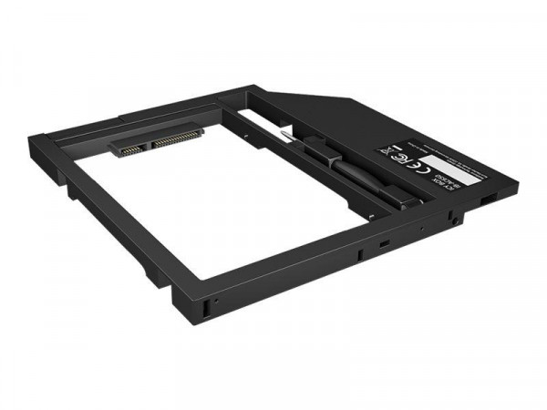Adapter IcyBox HDD/SSD Sata3 -> NB Schacht 9-9,5mm retail