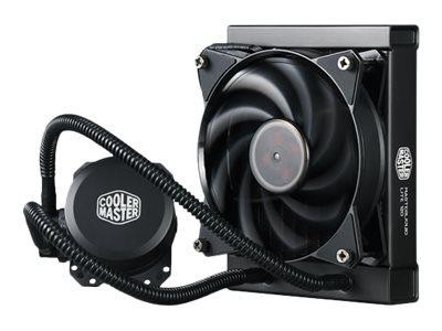 Cooler Master MasterLiquid Lite 120 - Prozessor-Flüssigkeitskühlsystem - (LGA775 Socket, LGA1156 Soc
