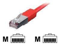 Equip Patchkabel Cat6 S/FTP 2xRJ45 5.00m rot