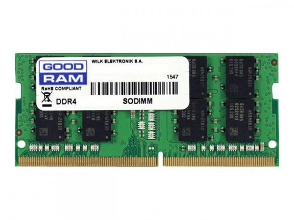 SO DDR4 8GB PC 2400 CL17 GoodRam retail