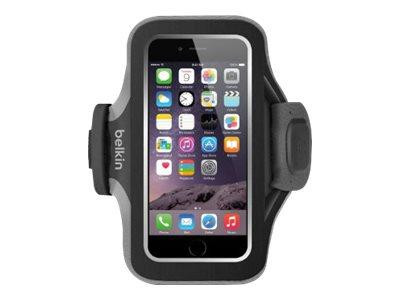 Belkin Slim-Fit Plus Armband - Arm Pack für Mobiltelefon