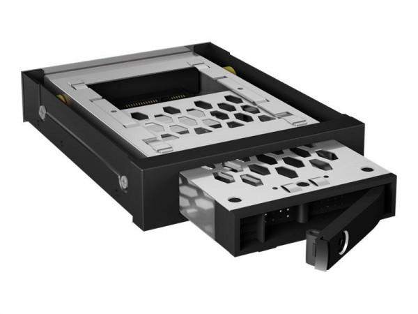 "We-Ra. IcyBox 6.3cm SATAIII/SASII 1x 3,5"" IB-2213SSK (b)"