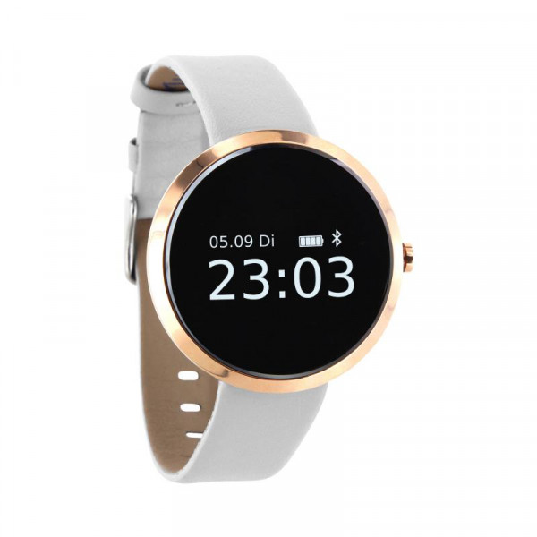 (B-Ware) Xlyne Smart Watch SIONA X-Watch FIT white