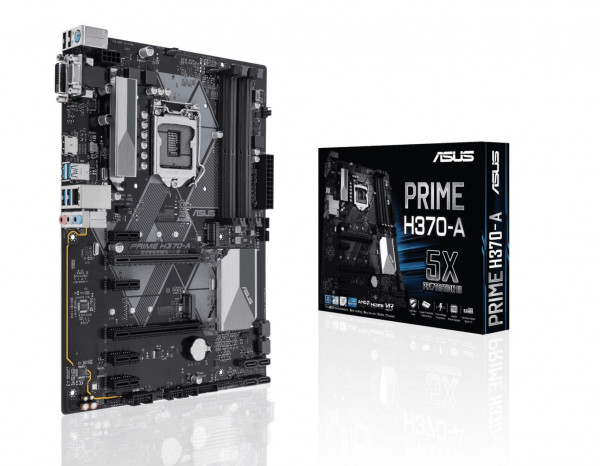 Mainboard ASUS PRIME H370-A H370 1151