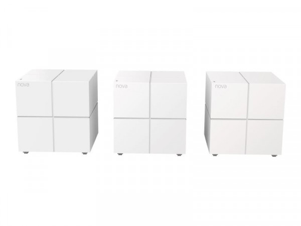 Tenda WL-Router nova MW6-3 Home Mesh WiFi System (3x Geräte)