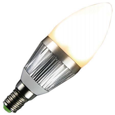 Technaxx Candle Light 1 Blunt LED-Lampe warmweiß 3 W E14 A