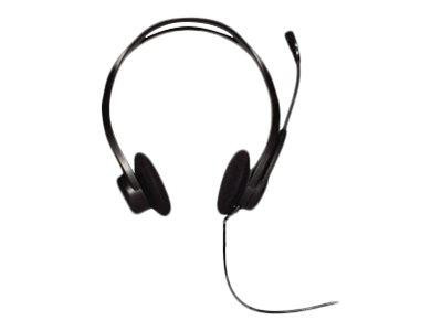 Logitech Headset PC960 USB black