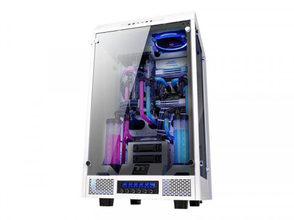 Thermaltake The Tower 900 - Snow Edition - Full Tower - Erweitertes ATX - ohne Netzteil (PS/2)