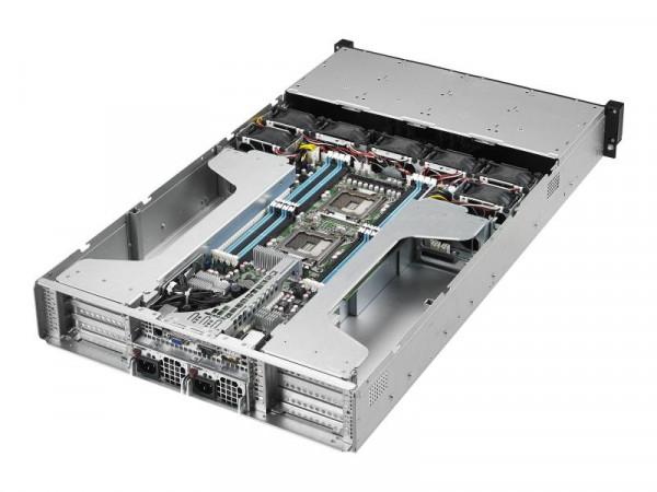 Server ASUS BAB Rack 2U/2CPU ESC4000FDR G2S (iKVM)2011 C602a