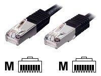 Equip Patchkabel Cat5e SF/UTP 2xRJ45 1.00m schwarz