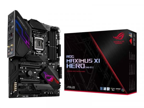 Mainboard ASUS ROG MAXIMUS XI HERO (WI-FI) 1151 Z390 Gaming MB