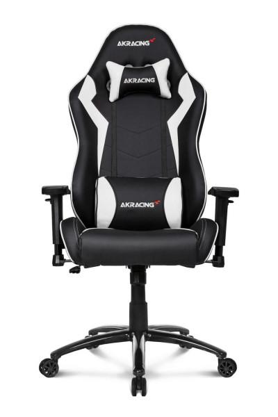 AKRACING Gaming Stuhl Core SX weiß - PU