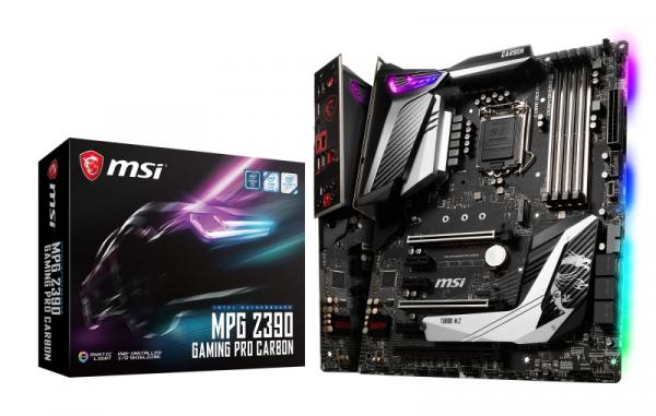 Mainboard MSI MPG Z390 GAMING PRO CARBON 1151 Gaming MB