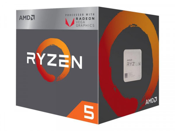 AMD Ryzen 5 1500X - 3.5 GHz - 4 Kerne - 8 Threads