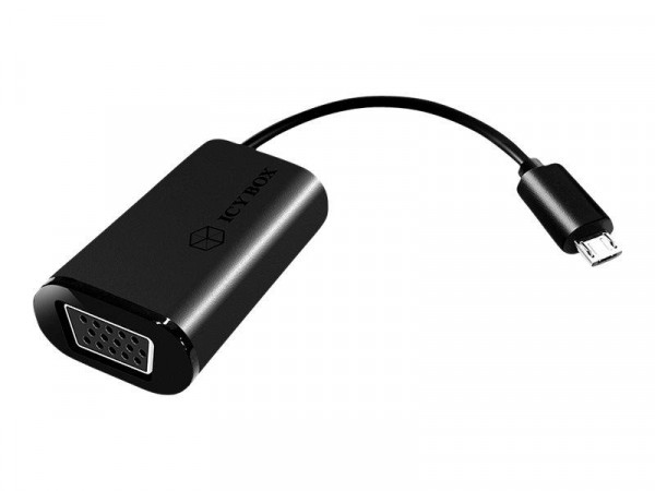 ICY BOX IB-AC518 - Externer Videoadapter - SlimPort