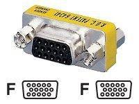 equip VGA-Gender Changer - HD-15 (VGA) (W)
