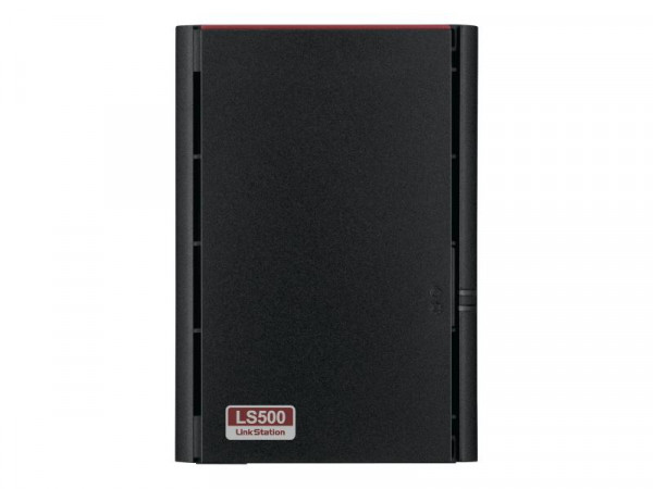 Buffalo LinkStation 520DE High speed NAS - 2 bays Diskless