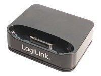 LogiLink UA0093 - Docking Station - für Apple iPhone 3G
