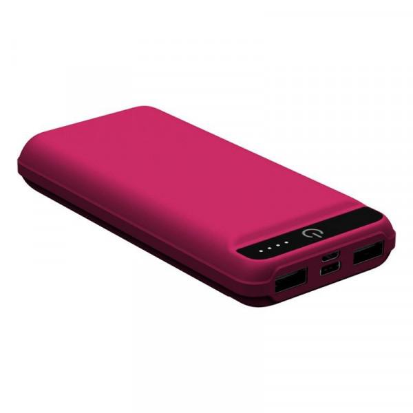 iconBIT Powerbank FTB20000GT 20000 mAh 2A Input purple
