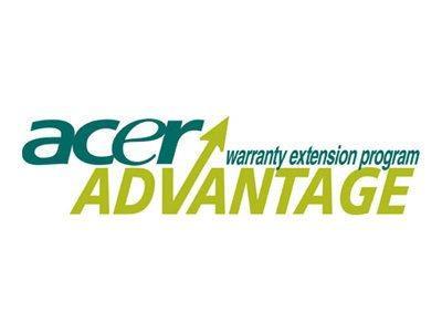 Garantie ACER PCS 3 J. Einsende-/Rücksendeservice Aspire