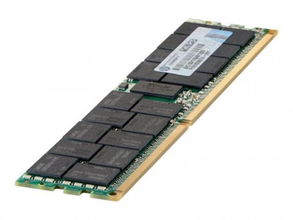 HPE 16GB Dual Rank x4 PC3-12800R Registered CAS-11