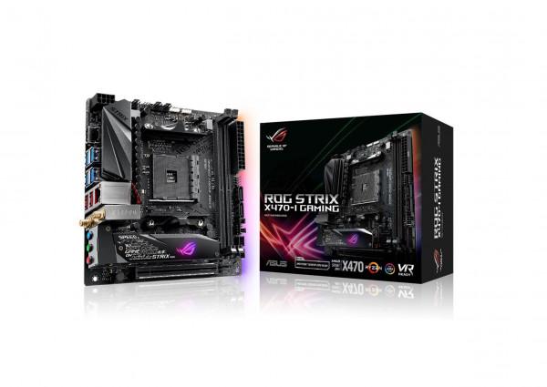 Mainboard ASUS ROG STRIX X470-I GAMING X470 AM4 mITX Gaming MB