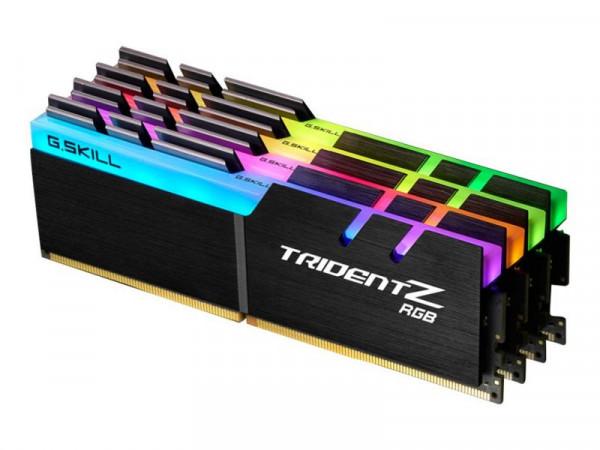 DDR4 32GB PC 2400 CL15 G.Skill KIT (4x8GB) 32GTZR Tri/Z RGB