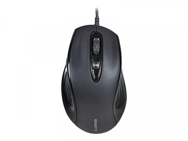 Maus Gigabyte GM-6880X Laser Gaming USB/verkabelt (B)