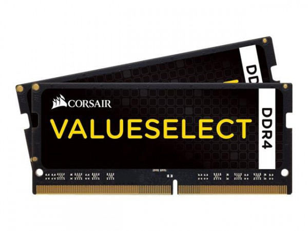 Corsair Value Select - DDR4 - 16 GB: 2 x 8 GB
