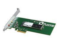 SSD 256GB Plextor M.2 PCI-E (m.Adap.) M6e retail