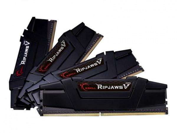 G.Skill Ripjaws V - DDR4 - 16 GB: 4 x 4 GB - DIMM 288-PIN