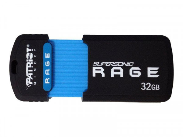 USB-Stick 3.0 32GB Patriot Supersonic Rage 180/50MB/s!