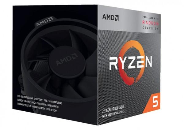 AMD Ryzen 5 3600 4,2GHz AM4 36MB Cache Wraith Spire