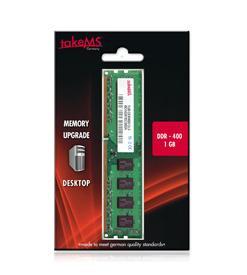 TakeMS 1GB DIMM DDR400 (64Mx8) CL3 Speichermodul DDR 400 MHz