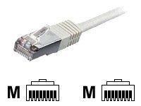 Equip Patchkabel Cat6 S/FTP 2xRJ45 7.50m weiss