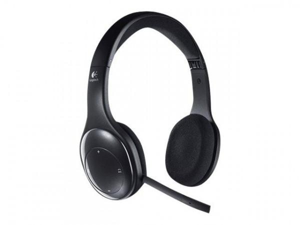 Logitech Wireless Headset H800 black retail