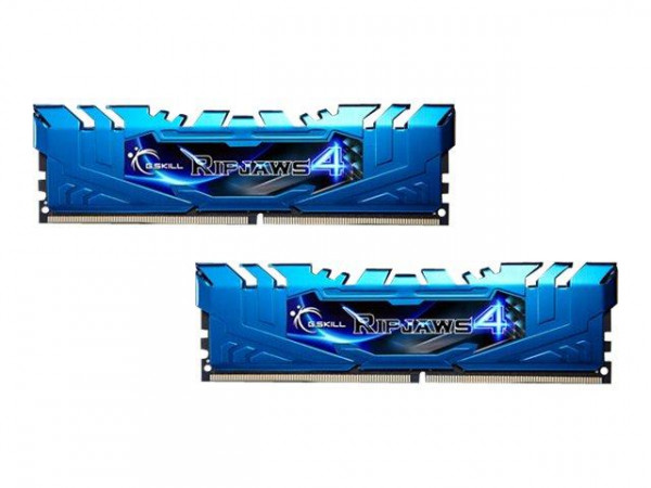 G.Skill Ripjaws 4 Series - DDR4 - 8 GB: 2 x 4 GB
