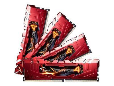 G.Skill Ripjaws 4 Series - DDR4 - 16 GB: 4 x 4 GB