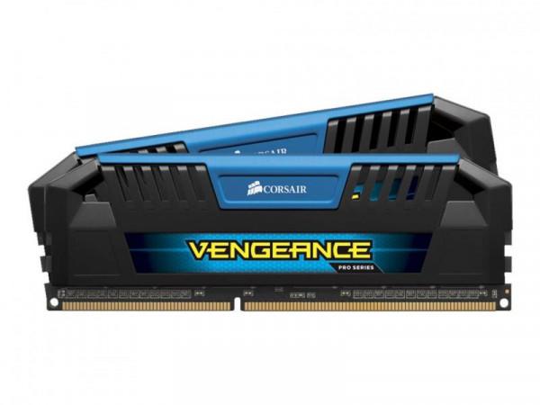 DDR3 8GB PC 1600 CL9 CORSAIR KIT (2x4GB) Vengeance Pro