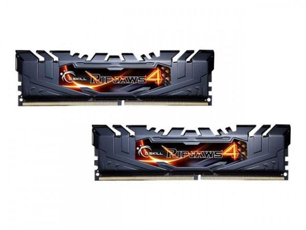 G.Skill Ripjaws 4 Series - DDR4 - 8 GB: 2 x 4 GB