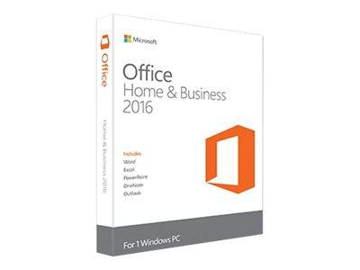 Microsoft Office 2016 Home & Business PKC