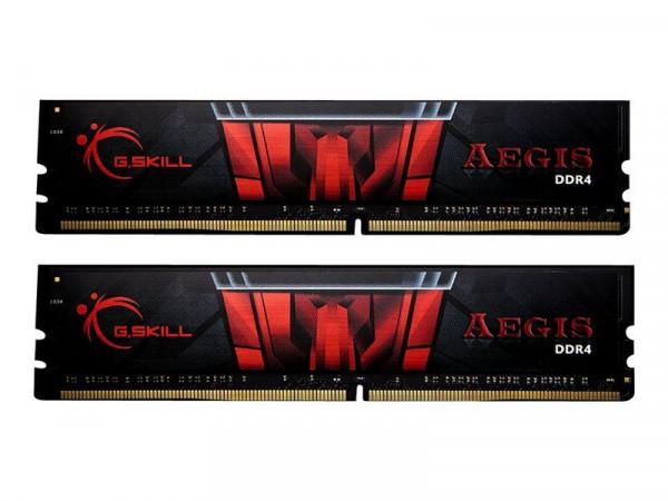 G.Skill AEGIS - DDR4 - 16 GB: 2 x 8 GB - DIMM 288-PIN