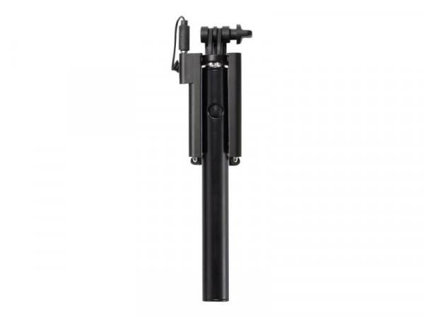 Selfie-Stick Ultron cable mini Hot Shot black