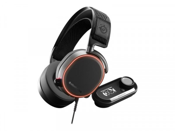 Headset SteelSeries Arctis Pro + GameDAC